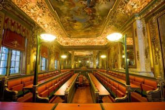 Salle du Conseil - Hôtel de Ville de Bruxelles