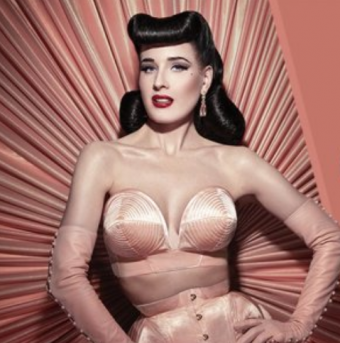 Spectacle. Dita Von Teese - Glamonatrix