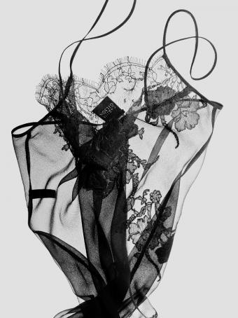 Midis bruxellois. Beautiful Lace & Carine Gilson (FR)