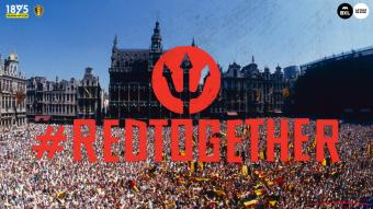 Diables Rouges mis à l'honneur à Bruxelles