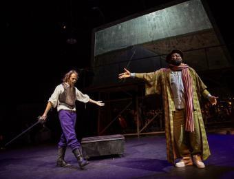 Théâtre. L'Homme de La Mancha