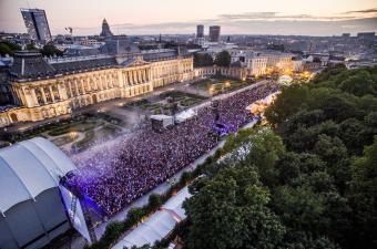Brussels Summer Festival © Eric Danhier