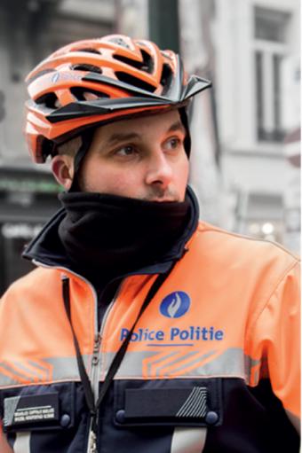 Journée d'info de la police de Bruxelles Capitale Ixelles