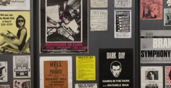 Exposition. Punk Graphics: Too Fast to Live, Too Young to Die