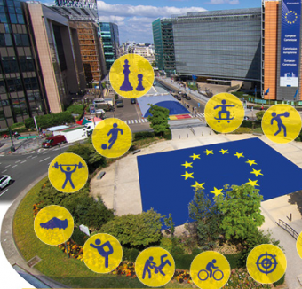 #BeActive - Semaine européenne du sport