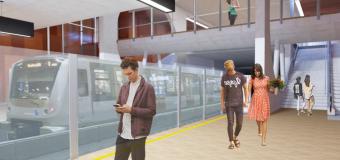 Réunion d'information. Projet de nouvelle station de métro Toots Thielemans