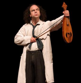 Théâtre-musique. Totus Cordus - I'll be Bach !