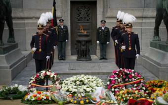 Commémoration de l'Armistice de la Première Guerre Mondiale