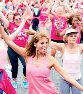 Brussels Zumba Party