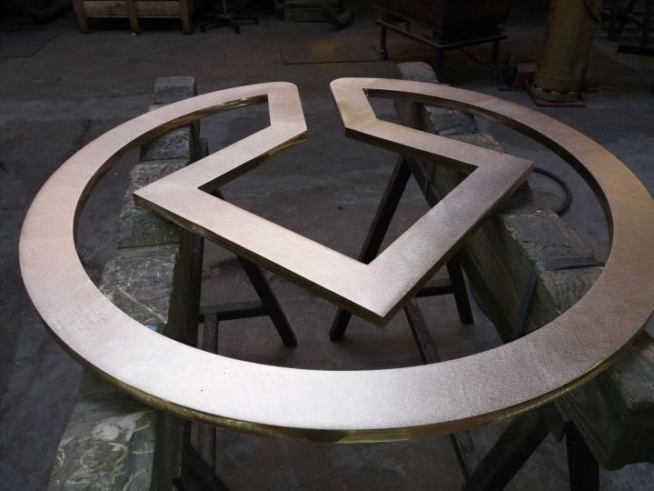 """Logo """"Patrimoine mondial Unesco"""""""