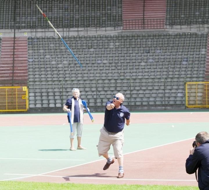Olympiades pour seniors