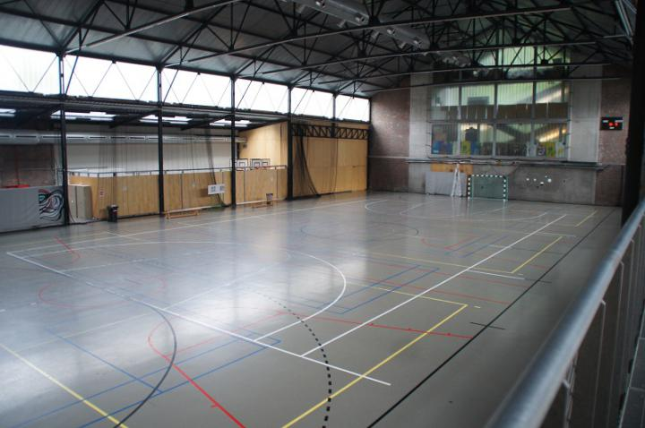 Centre Pôle Nord - salle omnisports