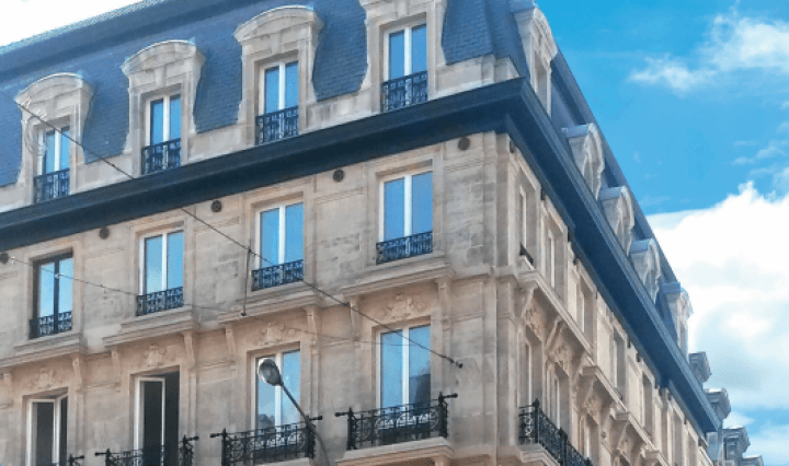 Prime pour l'embellissement ou la rénovation des façades sur les boulevards centraux et de la Bourse