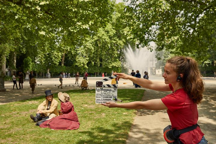 Votez pour Bruxelles comme plus belle destination de tournage !