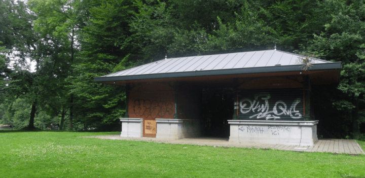 Appel d'offres. Exploitation d'un kiosque dans le Bois de la Cambre
