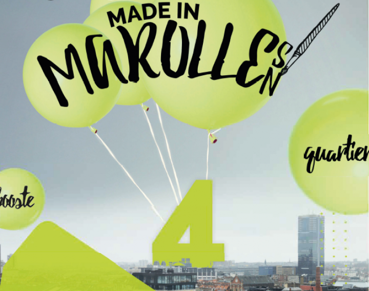 Made in Marolles. Appel à initiatives citoyennes 2020