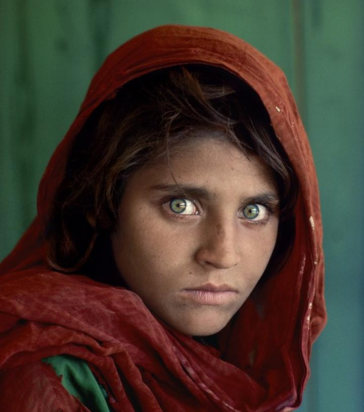 The World of Steve McCurry