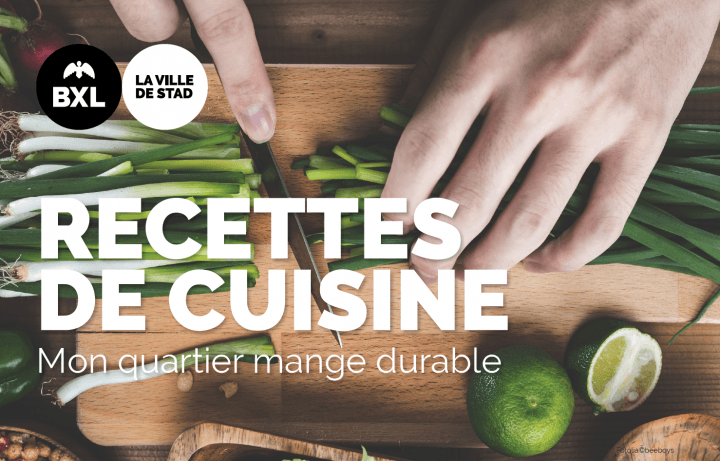 """Brochure """"Recettes de cuisine"""""""