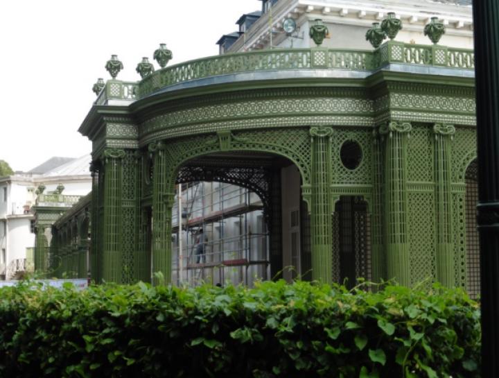 Waux-Hall - Parc de Bruxelles