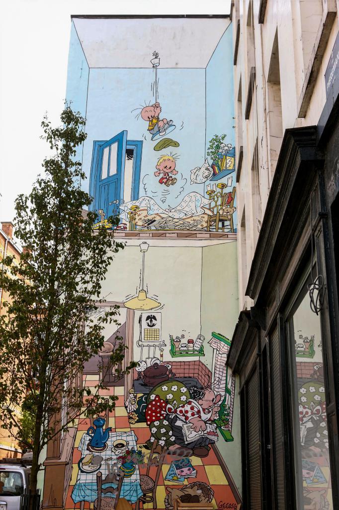 Le petit Jojo (Geerts) - Rue Piermans
