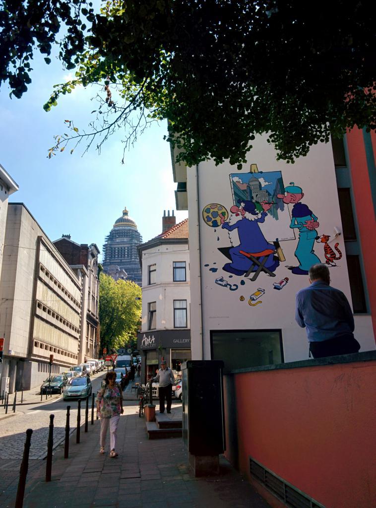 Léonard (Turk) - Rue des Capucins