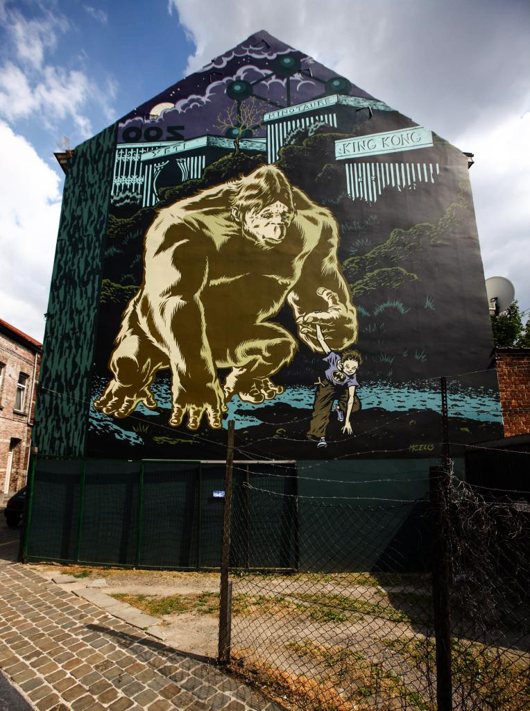 Le Roi des mouches (Mezzo) - Rue Stiernet