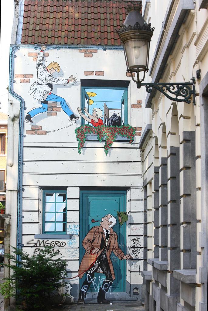 Ric Hochet (Tibet & Duchâteau) - Rue de Bon Secours