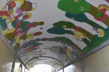 Le petit gilet - Tunnel Frédéric Basse - cliquez pour agrandir