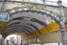 Les ancêtres bienveillants - Tunnel de la Fontaine - cliquez pour agrandir