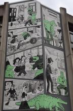 Les Crocodiles - Rue du Canon - Rue aux Choux - cliquez pour agrandir
