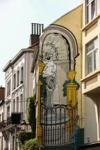 Cubitus (Dupa) - Rue de Flandre - cliquez pour agrandir