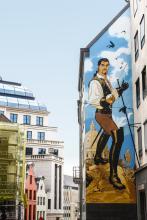 Le Scorpion (Marini) - Rue Treurenberg - cliquez pour agrandir