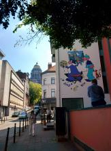 Léonard (Turk) - Rue des Capucins - cliquez pour agrandir