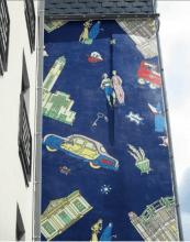 Lucy McKenzie - rue des Chartreux - cliquez pour agrandir