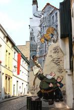 Odilon Verjus - Rue des Capucins - cliquez pour agrandir