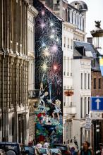 Olivier Rameau (Dany) - Rue du Chêne - cliquez pour agrandir