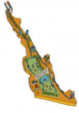 Carte du quartier Louise - cliquez pour agrandir