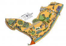Carte du quartier Neder-Over-Heembeek - cliquez pour agrandir