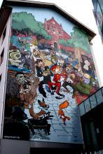 Spirou (Yoann) - Rue Notre-Dame de Grâces - cliquez pour agrandir